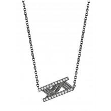 Discrétion Bakwani7 Or diamants – Collier