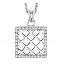 Moralité Bakwani7 Or diamants – Pendentif
