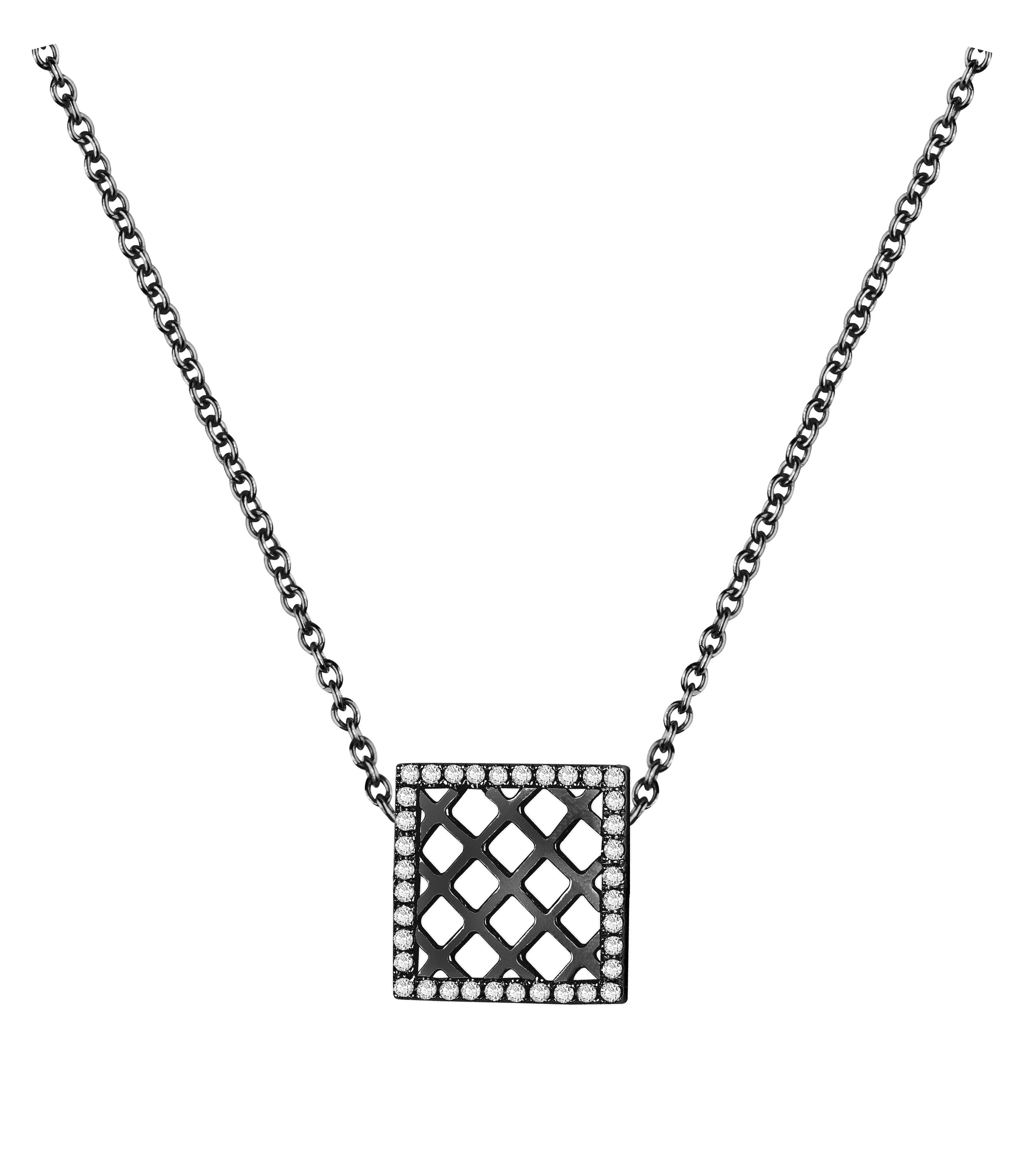 Moralité Bakwani7 Or diamants – Collier