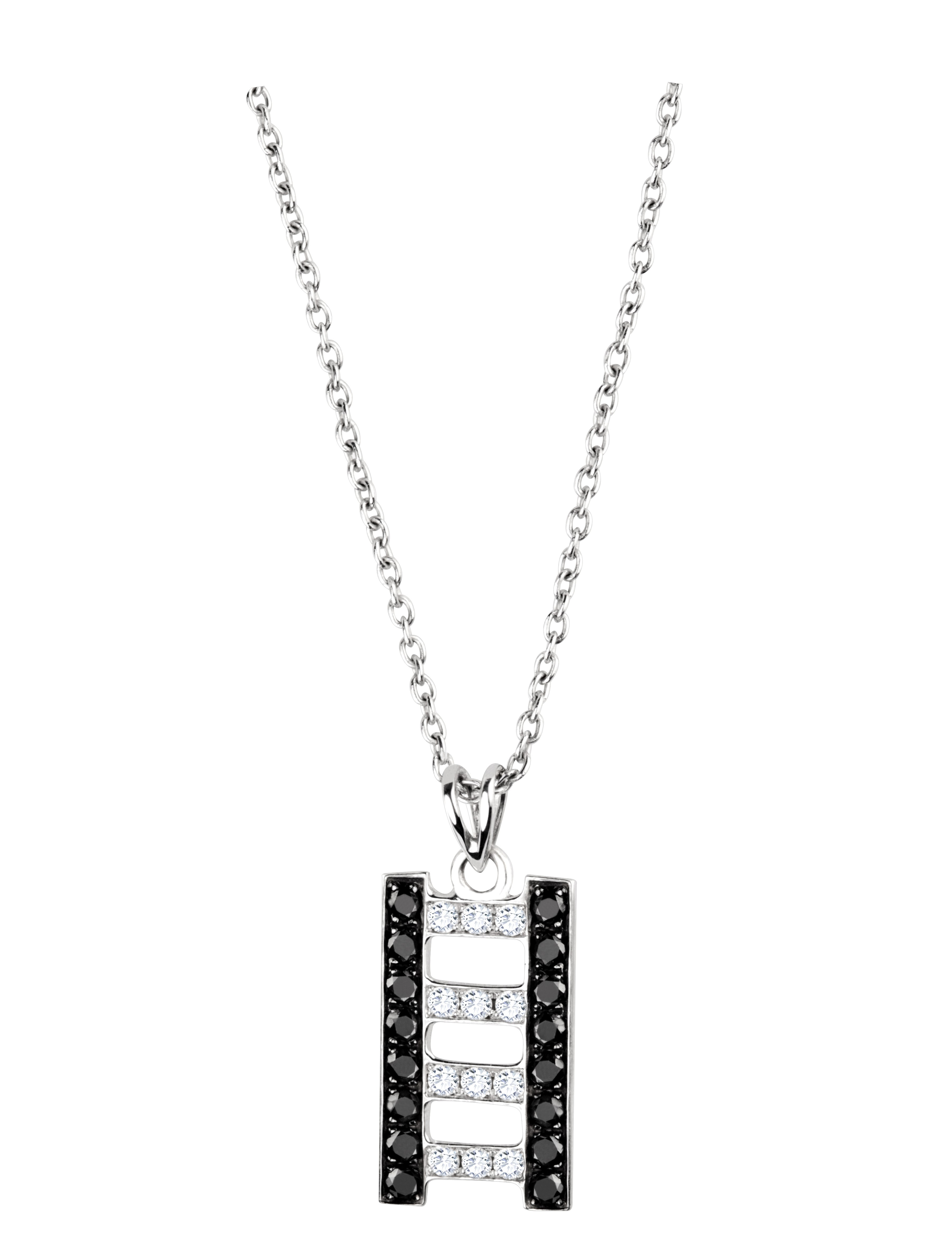 Spirituality Bakwani7 Gold mixed diamonds - Necklace