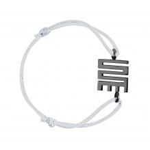 Travail Bakwani7 Or – Bracelet Cordon